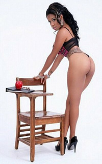 Проститутка Рианна